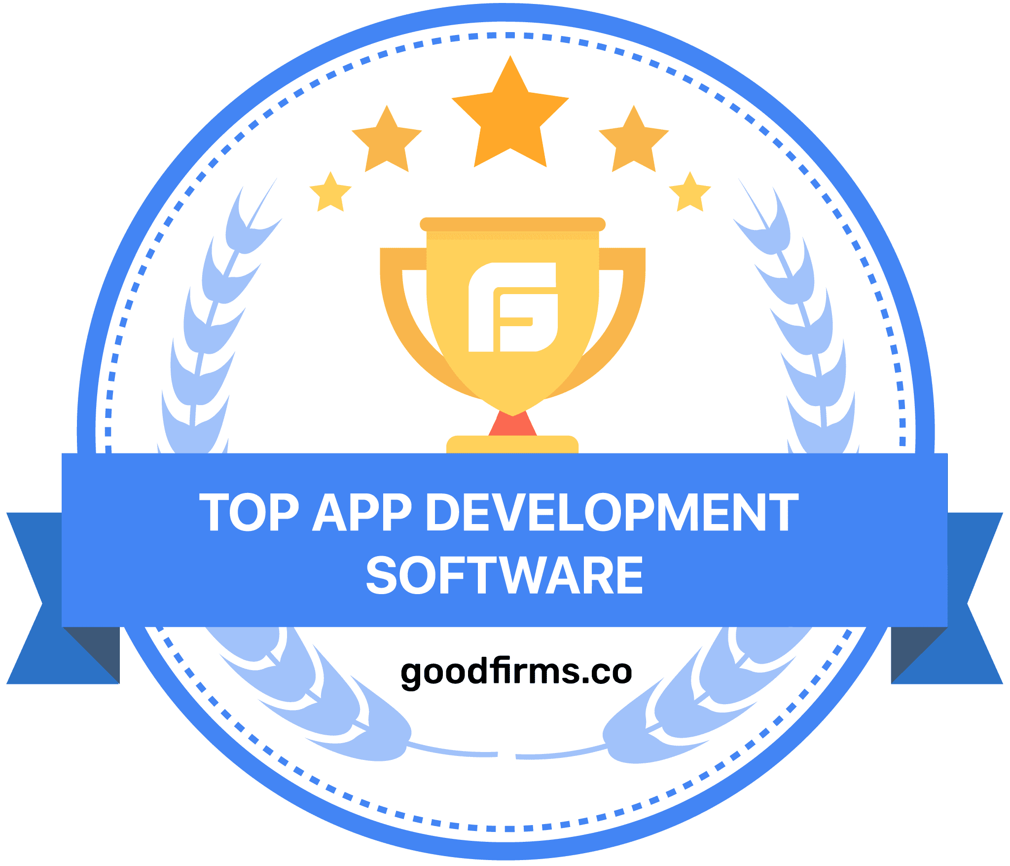 goodfirms app development
