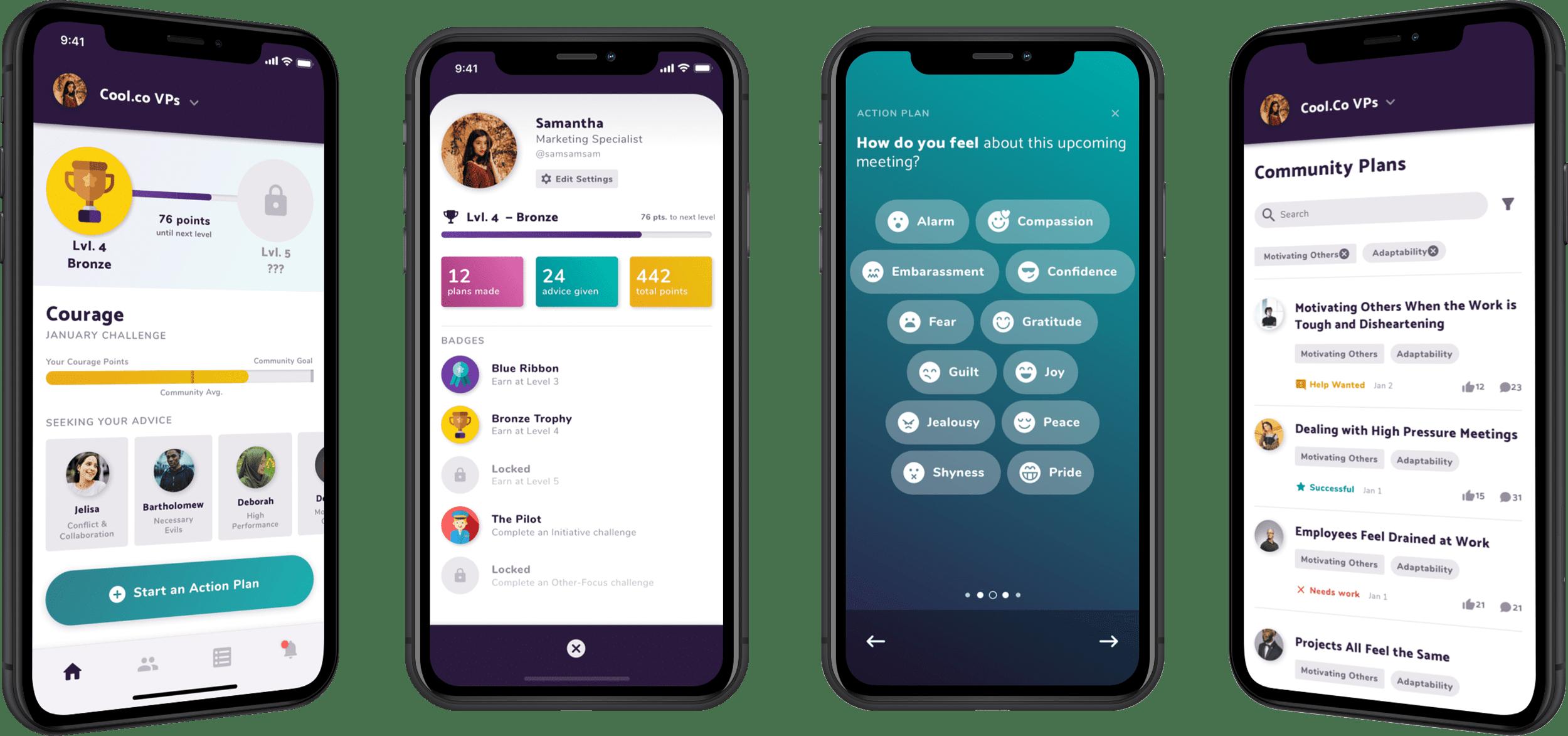 Mobile App Development - UofL long - UX Design