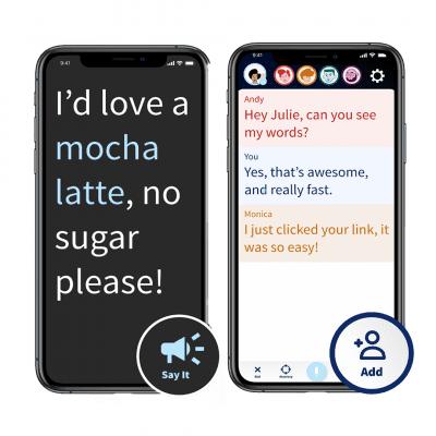 Ava Speech to Text Voice Technology